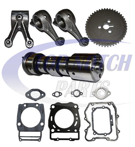 CAMSHAFT CAM ROCKER ARM GEAR KIT GASKET SET FITS POLARIS XPEDITION 425 2000 2001 2002 FREE FEDEX 2 DAY SHIPPING