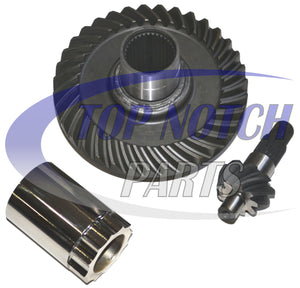 Rear Differential Ring and Pinion Gear fits 1988-2000 Honda TRX300 300 Fourtrax Plus Tool