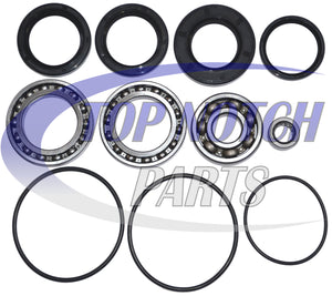 Rear Differential Bearing Kit fits 1988-2000 Honda TRX300FW 300 FourTrax 2x4 4x4 ATV