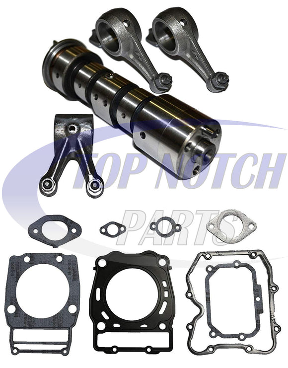 POLARIS WORKER 500 4X4 CAM SHAFT CAMSHAFT EXHAUST INLET ROCKER ARMS GASKET 1999 2000 200