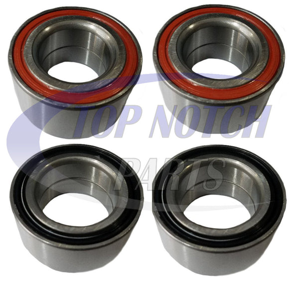Front And Rear Wheel Bearing For 2010-2014 Polaris RZR 800 RZR 800-s RZR 800-4, RZR570,  RZR900 FREE FEDEX 2 DAY SHIPPING