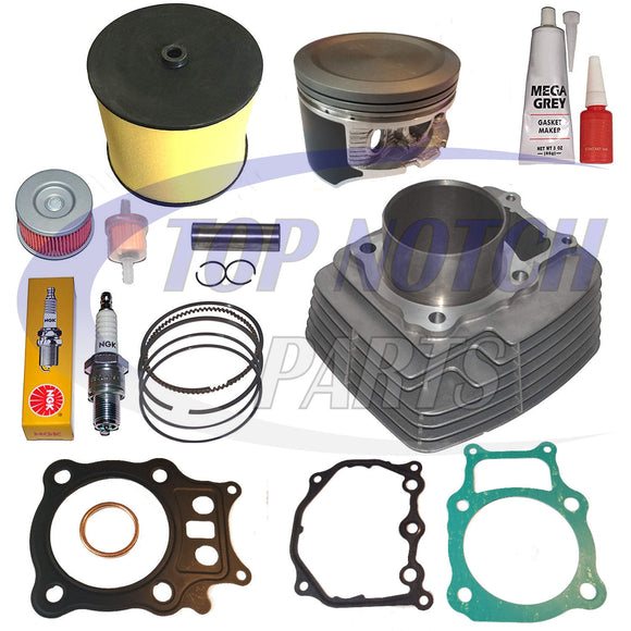 Honda Rancher Trx350 TRX 350 Big Bore 355cc Cylinder Piston Kit Set 2000-2006