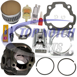 POLARIS SCRAMBLER 90 90CC CYLINDER PISTON KIT GASKETS PIN CLIPS 2001 - 2003