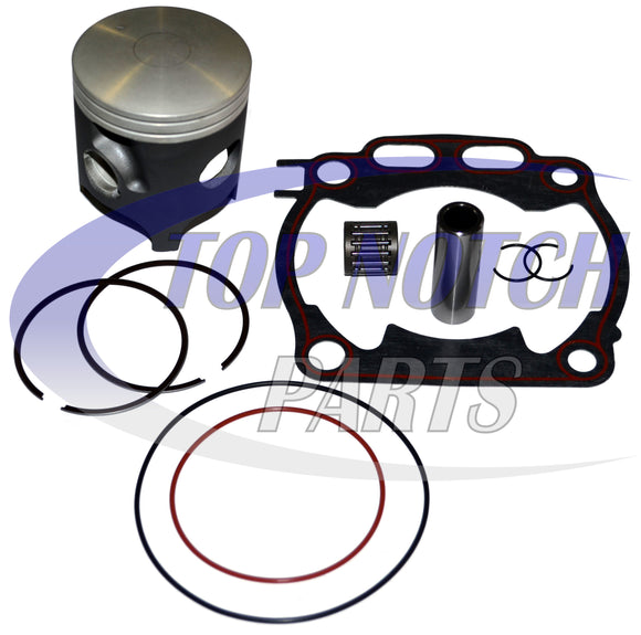 YAMAHA YZ 250 YZ250 PISTON RINGS GASKET KIT SET 2000-2013 TEFLON COATED