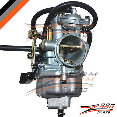 HONDA TRX 250 TM CARBURETOR FOURTRAX RECON TRX250 2002-2007 CARB CARBY