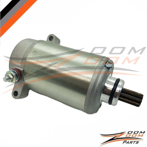New Starter Motor For 1997-1999 Yamaha Big Bear 350 yfm350f 4x4 FREE FEDEX 2 DAY
