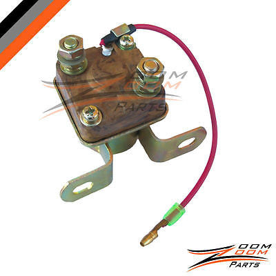 Starter Relay Solenoid Polaris Big Boss 400 1997 1998 1999 2000 2001 2002 NEW