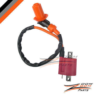 Ignition Coil Yamaha Bike TTR125 TTR 125 2000 2001 2002 2003 2004 2005 2006 2007 2008 2009