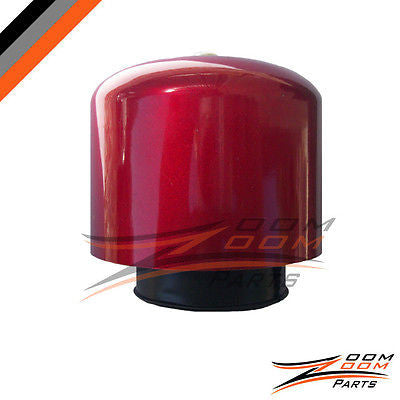 Racing Air Filter Scooter Moped GY6 50cc RED NEW