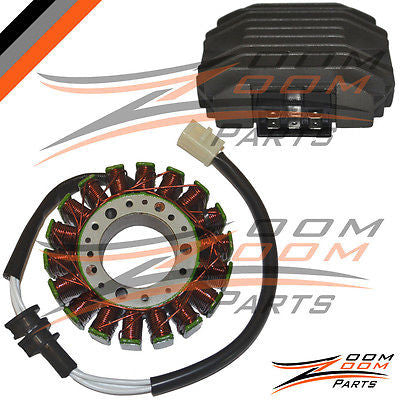 REGULATOR RECTIFIER STATOR YAMAHA R6 YZFR6 1999 2000 2001 2002 MOTORCYCLE NEW