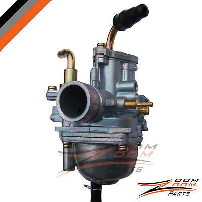 2003 2004 2005 2006 2007 Carburetor Polaris Predator 90 MANUAL CHOKE 90cc Carb