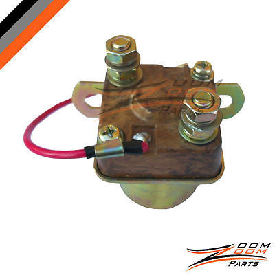 Starter Relay Solenoid Polaris Trail Boss 330 ATV Quad 1985 1986 1987 1988 1989