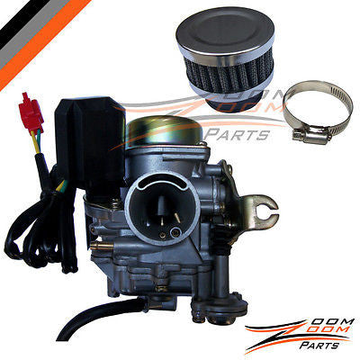 20mm Carburetor Performance Air Filter 50cc GY6 50