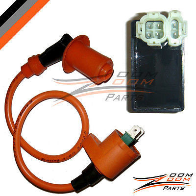 CDI Box Performance Ignition Coil Chinese Scooter 125cc