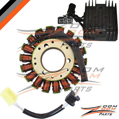 STATOR & REGULATOR RECTIFIER SUZUKI GSX-R600 2001 2002 2003 NEW