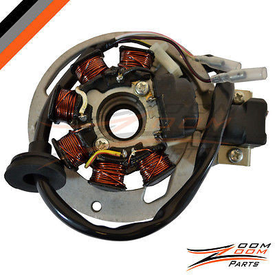 2001 2002 2003 Polaris Scrambler 90 Magneto Stator Charging Coil ATV Quad NEW