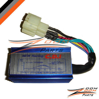 Performance Racing CDI Box GY6 150cc Scooter Moped - Zoom Zoom Parts