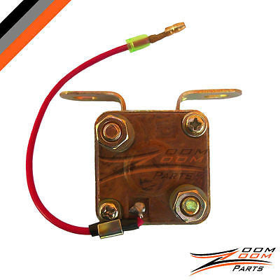 Starter Relay Solenoid Polaris Big Boss 400 1989 1990 1991 1992 ATV Quad NEW