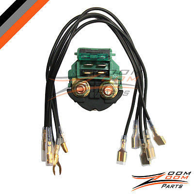 Starter Relay Solenoid Honda VF700 VF 700S Motor Cycle Bike 1982 1983 1984 1985