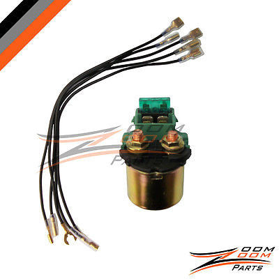 Starter Relay Solenoid Honda GL1100 Goldwing Aspencade 1980 1981 1982 1983 NEW