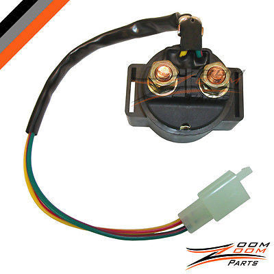 Starter Relay Solenoid Polaris Sawtooth 200 ATV Quad Four Wheeler 2006 2007 NEW