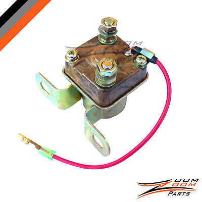 Starter Relay Solenoid Polaris Trail Boss 250 ATV Quad 1990 1991 1992 1993 1994