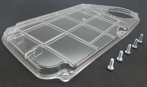 Clear Air Box Lid Cover Fits 1998-2001 Yamaha Grizzly 600 YFM 600 FREE FEDEX 2 DAY SHIPPING
