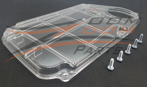 Clear Air Box Lid Cover Fits 1987-2004 Yamaha Warrior 350 YFM 350 MADE IN U.S.A FREE FEDEX 2 DAY SHIPPING