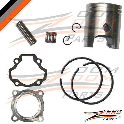 1981 - 2006 Yamaha PW 50 PW50 Piston Ring Gasket Set Kit Dirt Pit Bike NEW
