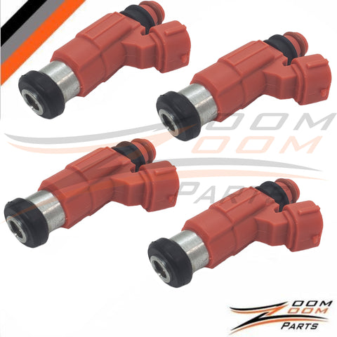 Zoom Zoom Parts 4pcs Fuel Injector For Yamaha Outboard 115hp Boat Motor CDH210 68V-8A360-00-00 2000+ YEAR FREE FEDEX 2 DAY SHIPPING