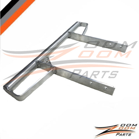 NEW REAR ALUMINUM GRAB BAR FOR 2004-2008 DVX 400 LTZ 400 KFX 400 ATV