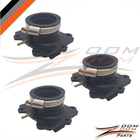 Intake Manifold Flange For 1993-1997 Arctic Cat Triple Snowmobiles EXT THUNDERCAT ZRT 600 800 900 FREE FEDEX 2 DAY SHIPPING