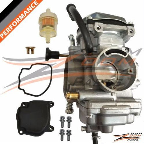 PERFORMANCE CARBURETOR YAMAHA WOLVERINE 350 YFM 350 YFM350 ATV 1996-2005 CARB