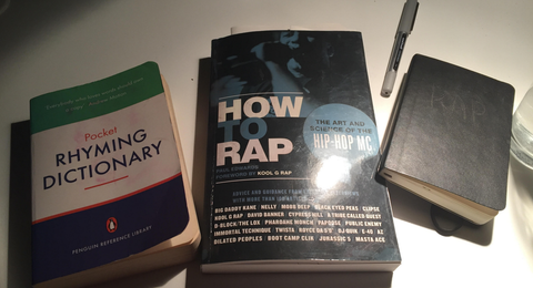 artresin dave zak hhiphop album how to rap book