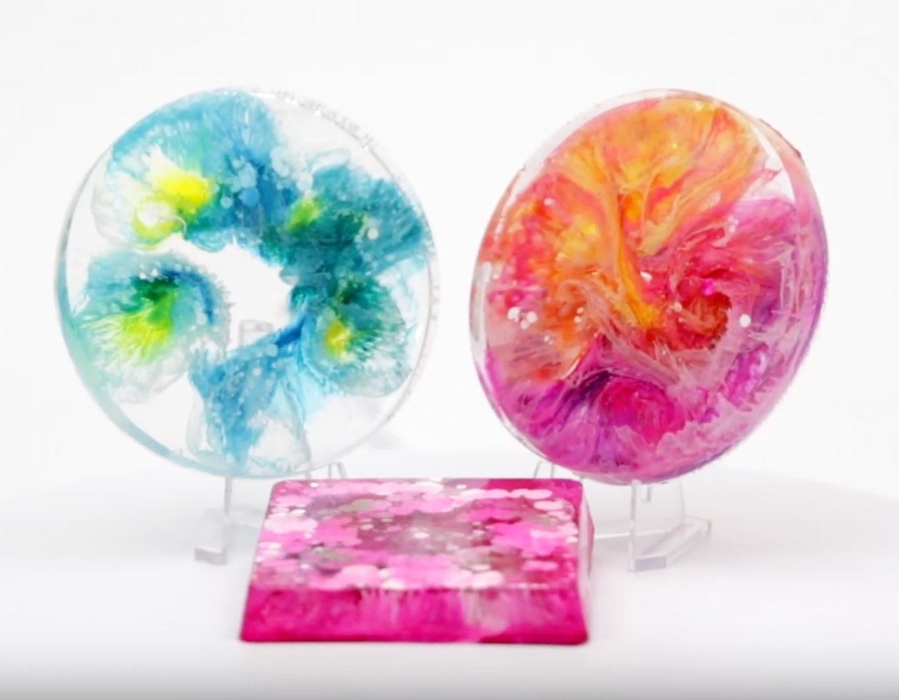 How To Make A Resin Coaster – ArtResin