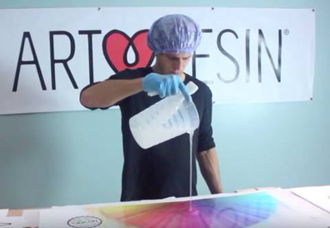 How To Apply a Second Coat Of Epoxy Resin – ArtResin