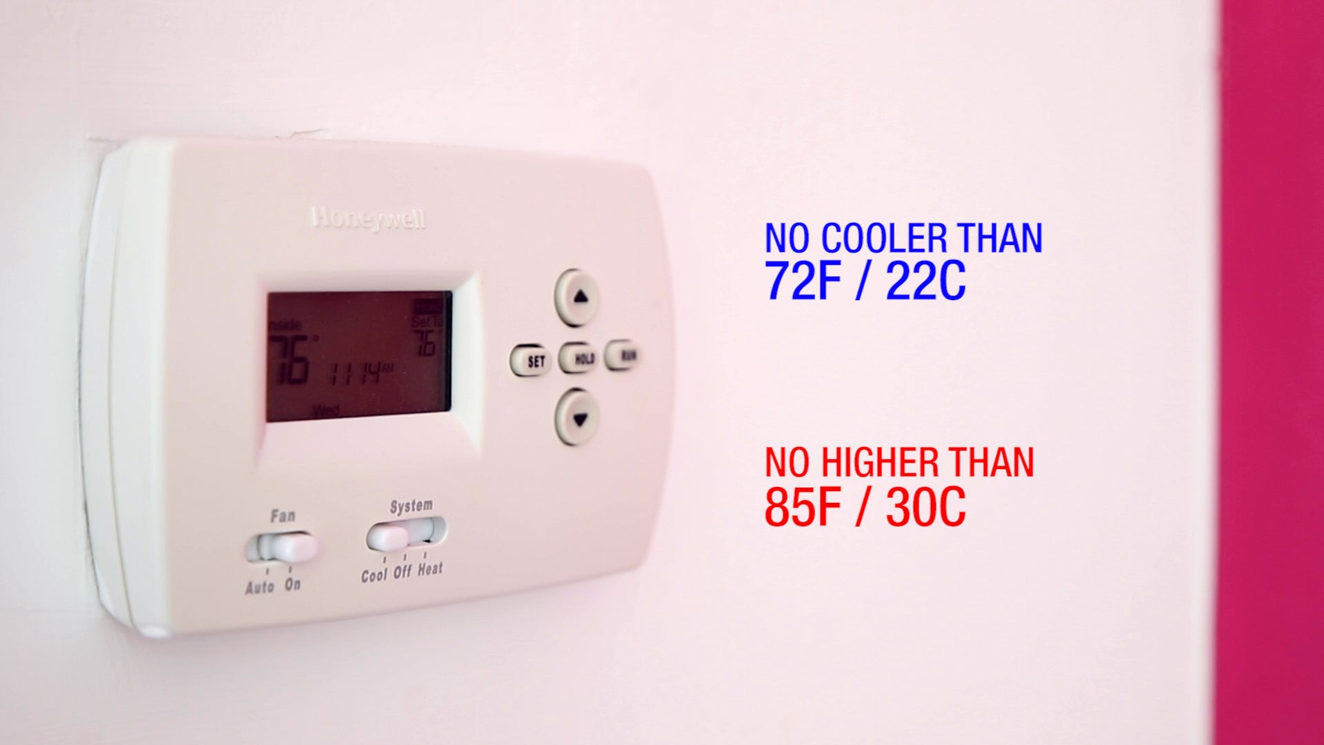 ideal temperature to resin 75-85F or 24-30C