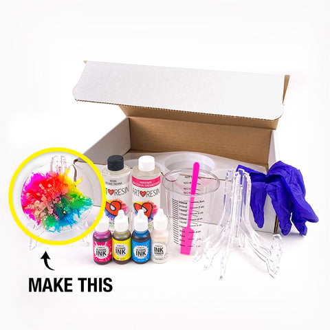 Petri Dish Art Kit