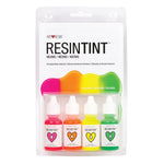 ResinTint Neons - 4 colors