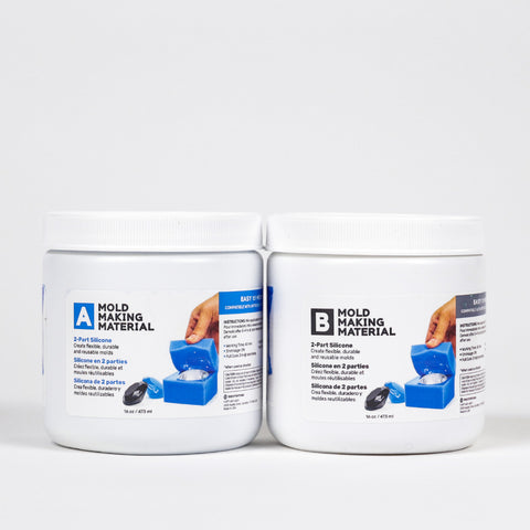 Mold Making Material 32 oz Kit