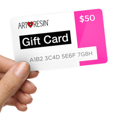 artists gift card christmas gift