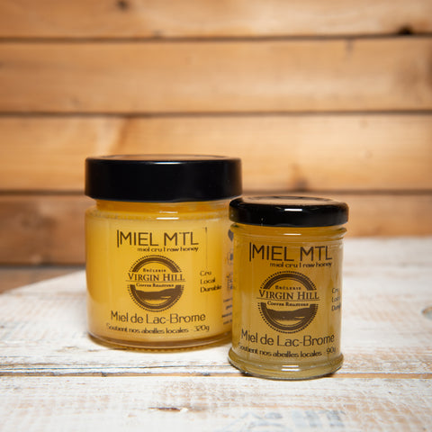 Raw Local Honey|Miel local cru