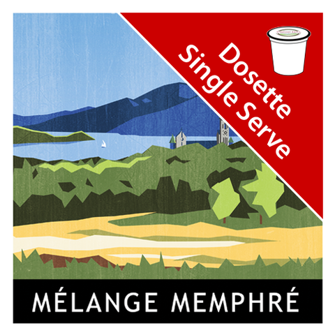 Memphré Blend Single Serve|Mélange Memphré en dosettes
