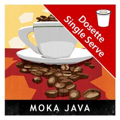 Mocha Java Single Serve|Mélange Moka Java en dosettes