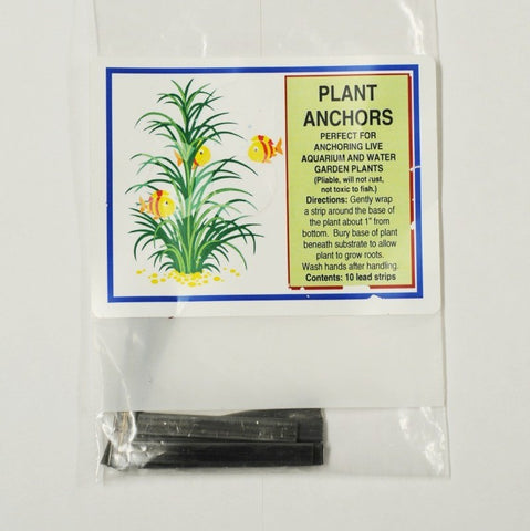 Plant Anchors - 10 per Bundle
