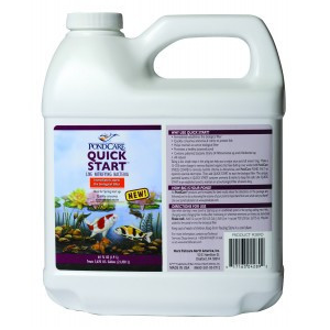 Water garden supplies tagged beneficial bacteria for Pond care supplies