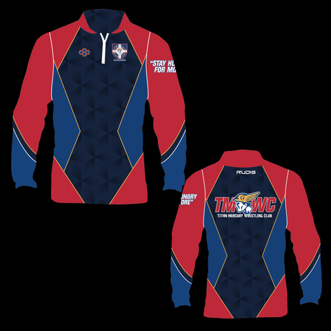 TMWC Youth Quarter Zip
