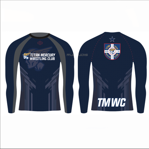 TMWC Youth Compression Tee