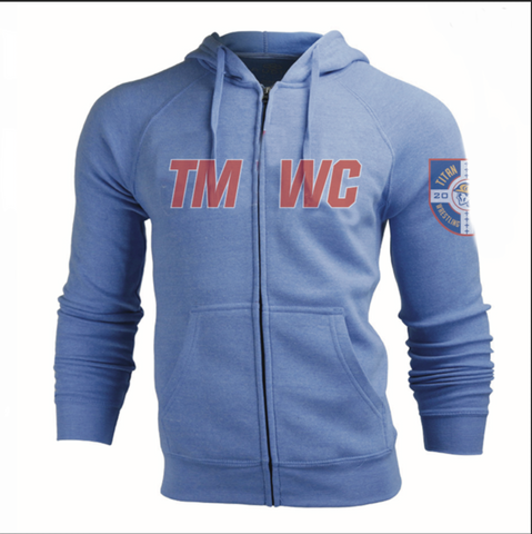 TMWC Youth Super Soft Full Zip Hoodie