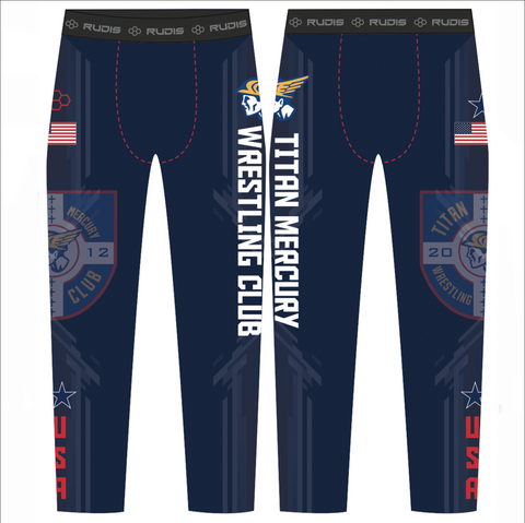 TMWC Youth Compression Pants